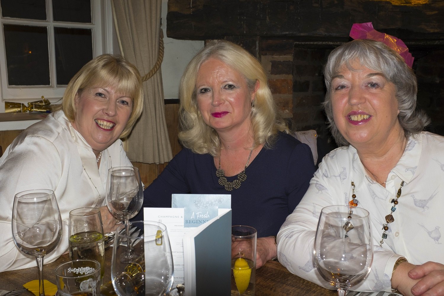 Carol, Jane and Linda